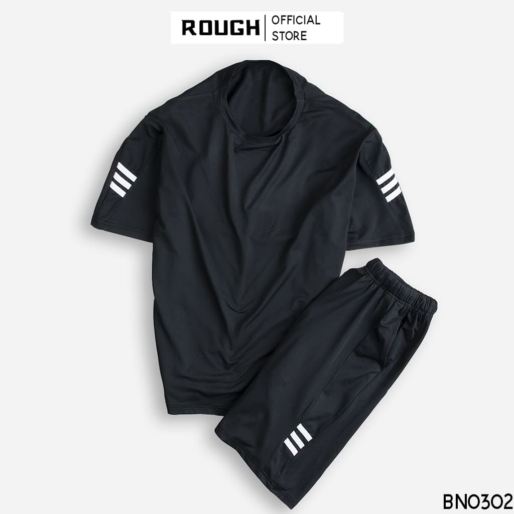 Bộ Thể Thao Nam Rough Coolfit